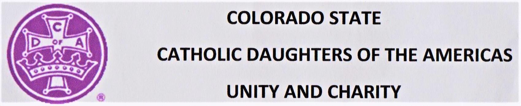 Colorado Catholic Daughters of the Americas
